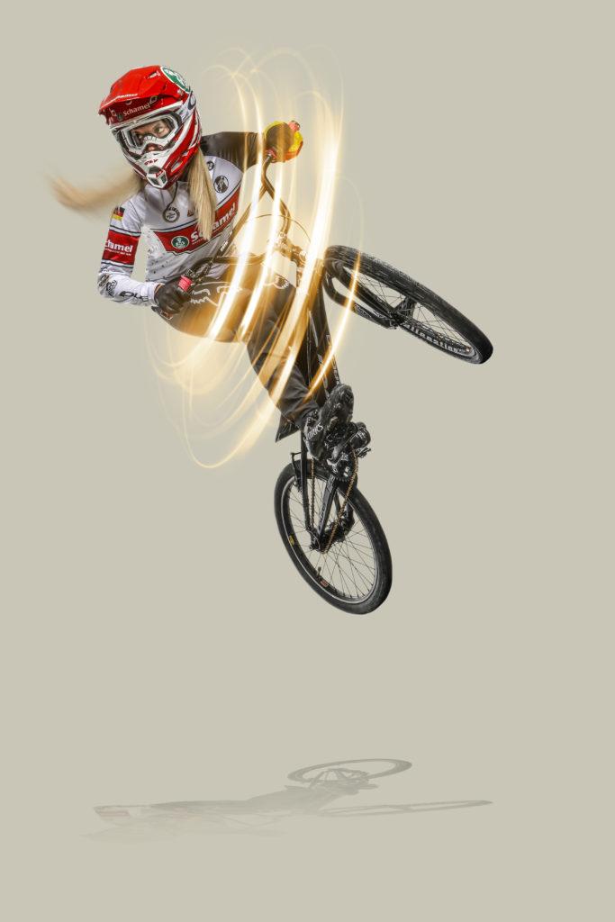 Nadja Pries BMX Race (Foto: Andy Küchenmeister)