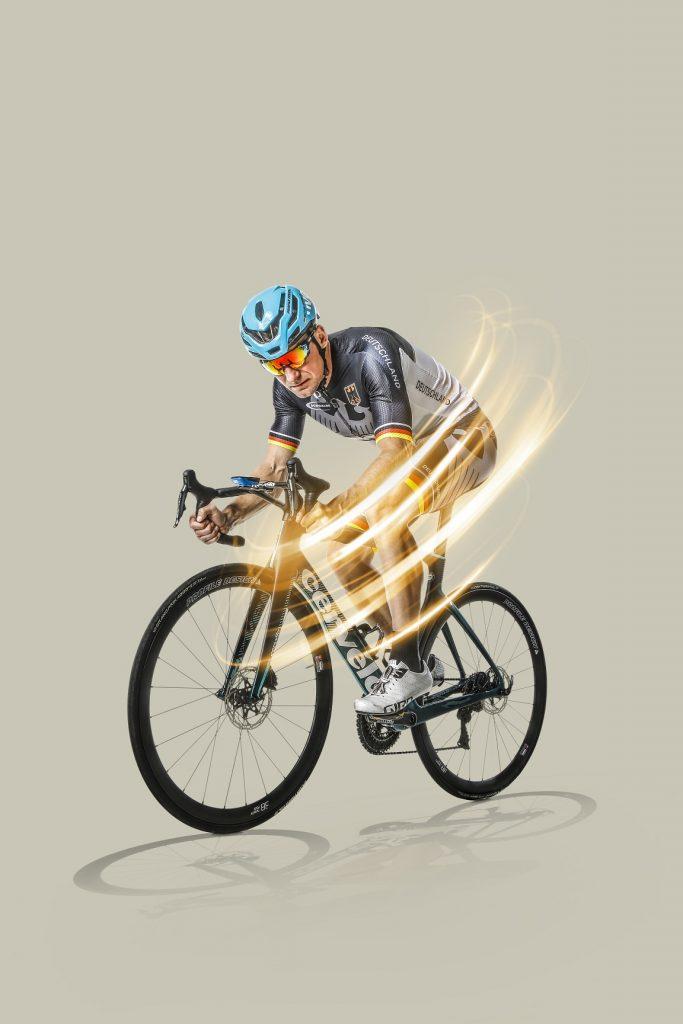 Matthias Schindler ist Paracycling-Vizeweltmeister und ein Kandidat auf eine Medaille bei den Paralympischen Spielen in Tokio.